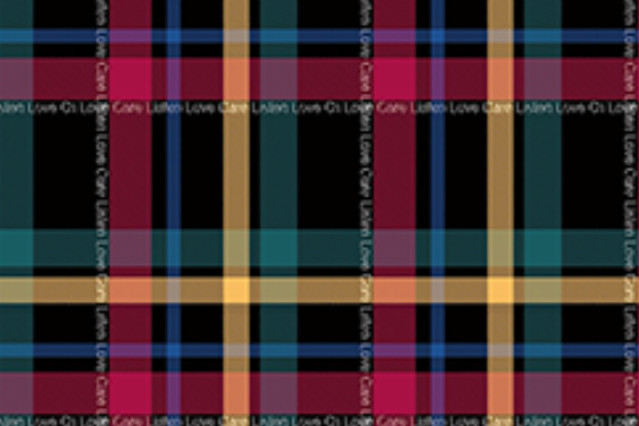 Care Family Tartan swatch