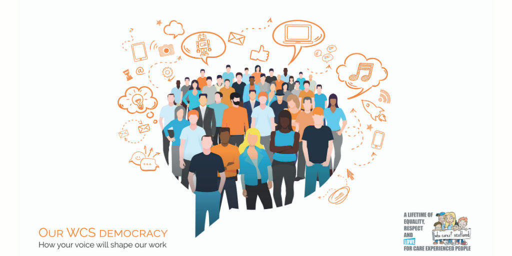 Our WC?S democracy: how members' voices will shape our work