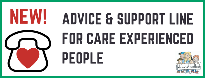 New Advice & Support Line