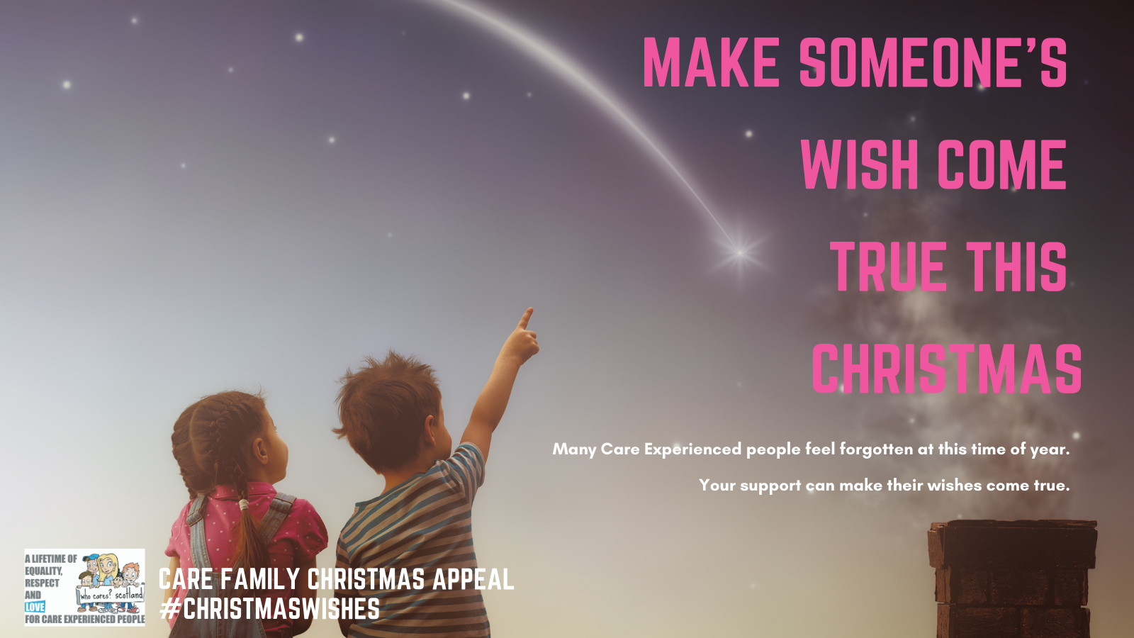 Support our Christmas Appeal
