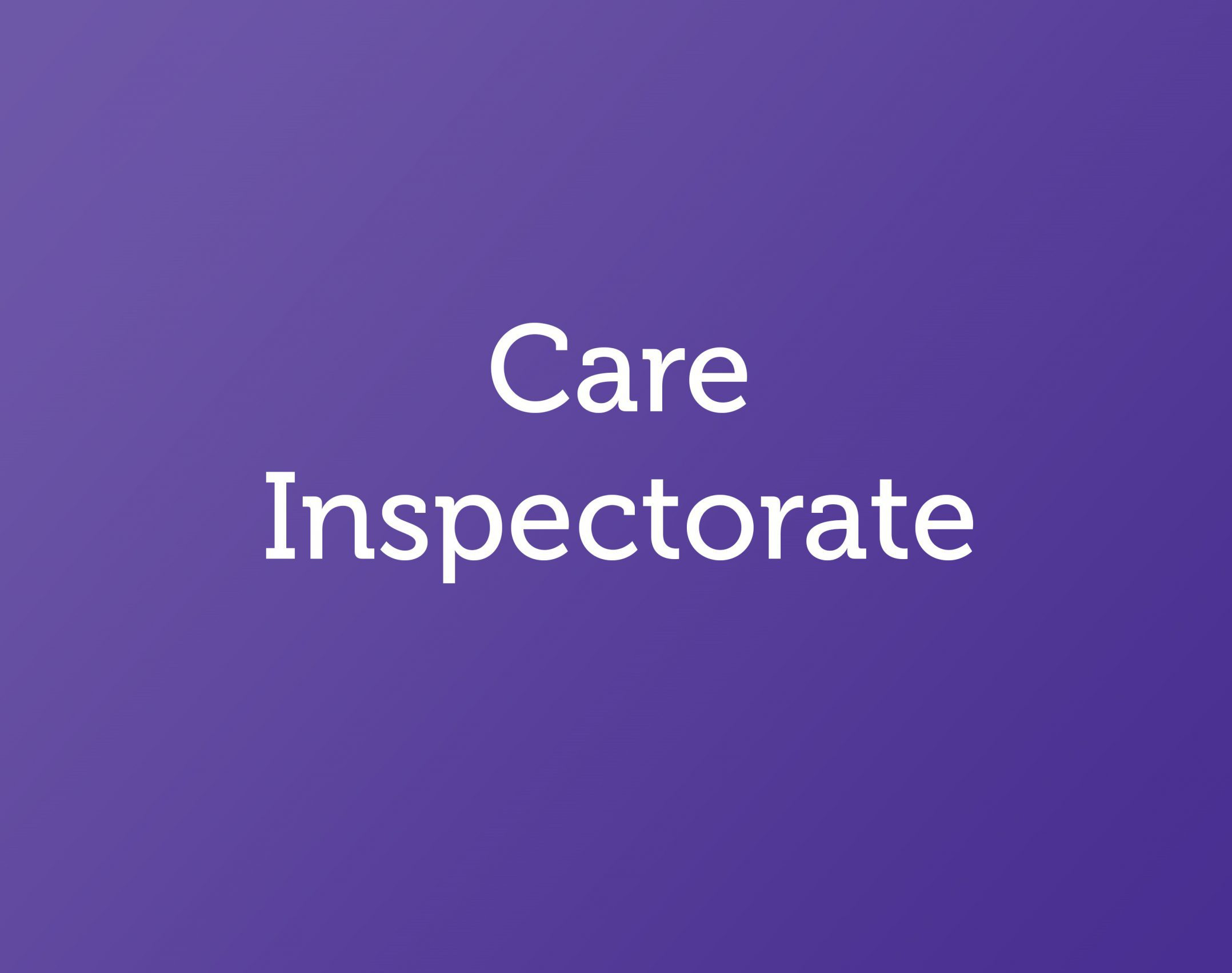 Comment on Care Inspectorate Report on Deaths of Children in Care