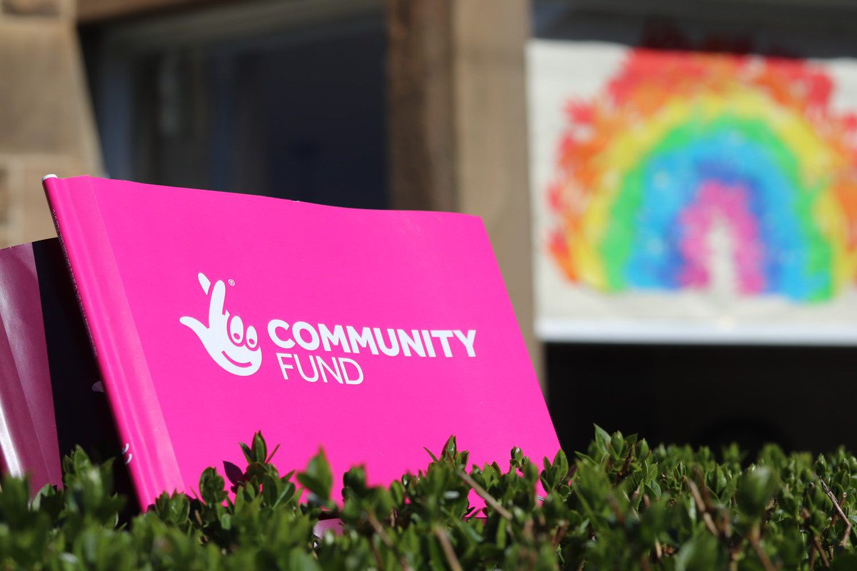 Who Cares? Scotland Thank The National Lottery Community Fund