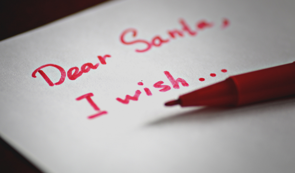 A Christmas Letter…