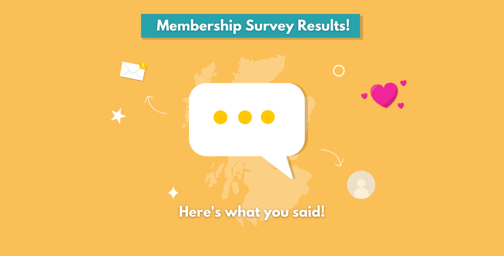 See our Membership survey results!