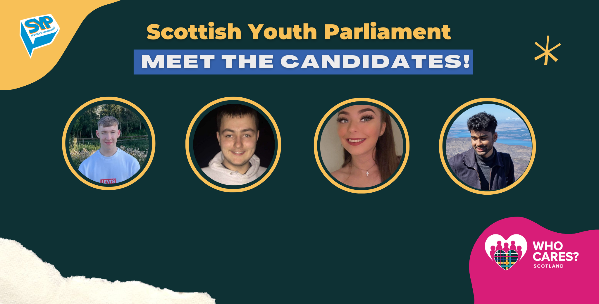 SYP – Meet the Candidates!
