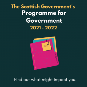 Programme for Government 21/22